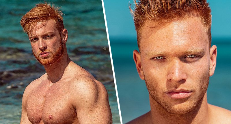 Your Favorite Calendar Full of Hot Nude Gingers Is Back